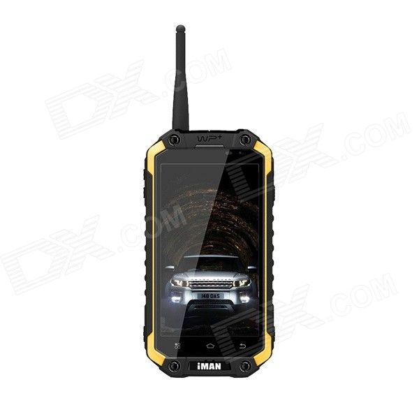 """iMAN i6 Android 4.4 Octa-Core IP68 Waterproof Walkie Talkie 3G Phone w/ 4.7""""/2GB/32GB/WiFi/GPS/BT"". . Tags: #Cell #Phones #Accessories #Cell #Phones #Android #Phones"