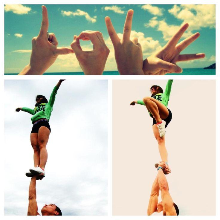 Cheerleading is LOVE!