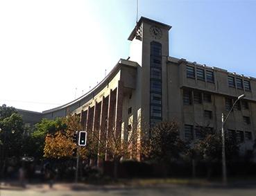Facultad de Derecho  Universidad de Chile (Providencia)