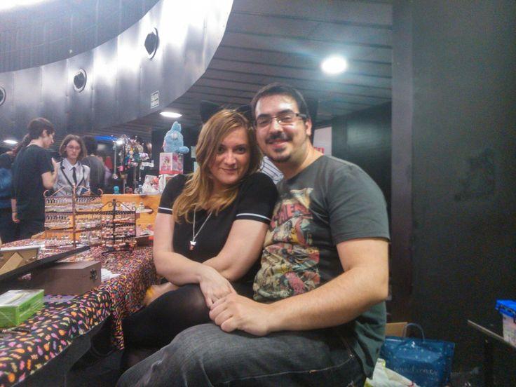 El Staff de La Cesta Del Gato - Yolanda Carnicer y Rafael González