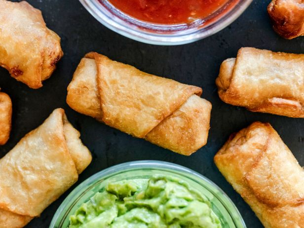 Chimichangas : One day in the mid-1950s, El Charro Café's founding chef, Monica Flyn, accidentally invented the chimichanga when she dropped a burro (a big burrito) into the deep fryer. On that day a legend was born. Now, the crisped, packed dish is available at the Tucson and Oro Valley restaurants in sizes from the bite-size mini to their supersized USA Today chimi, which is about the size of a rolled-up newspaper, full of chicken, beef, shrimp, vegetarian beans or carnitas.