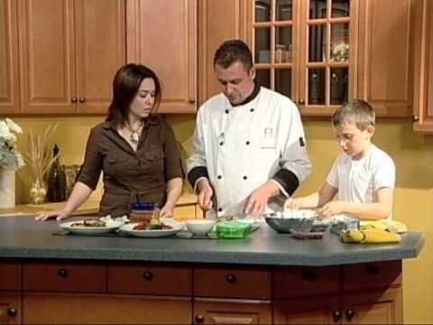Chef Brian Henry Getting Kids Cooking