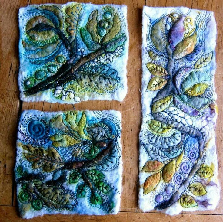 Jackie Cardy Textiles ♥ ♥ ♥ just beautiful ♥♥♥