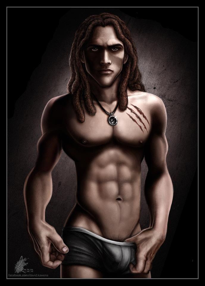 Sexy vampire men — pic 13