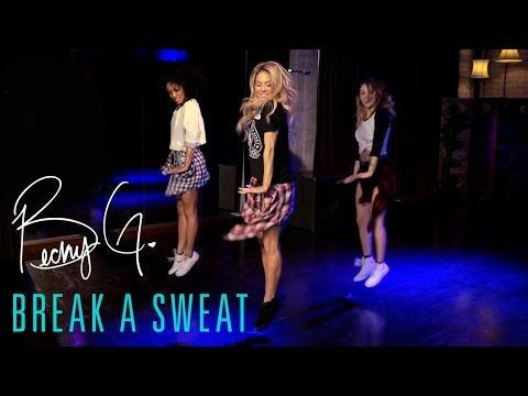 """A step-by-step choreography breakdown of the Ariana Grande """"Problem"""" ft. Iggy Azalea dance routine. Original choreography by Isaac Calpito - this is my inter..."""