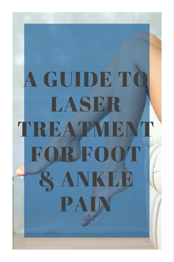 Lasers are concentrated light beams that, when used correctly, can promote pain relief and tissue repair. http://www.floridafootdocs.com/practice_areas/laser-treatment-for-nail-fungus.cfm