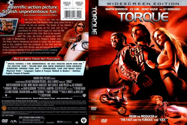 pictures of torque dvd | Torque R1 Scan - Movie DVD Scanned Covers - 7torque ...