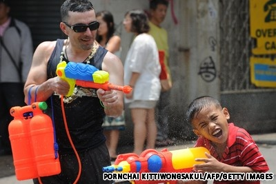 Songkran: Water Rambo, Favorite Places, Future Destinations, Beautiful Photography, Travel Foto, Foto Places