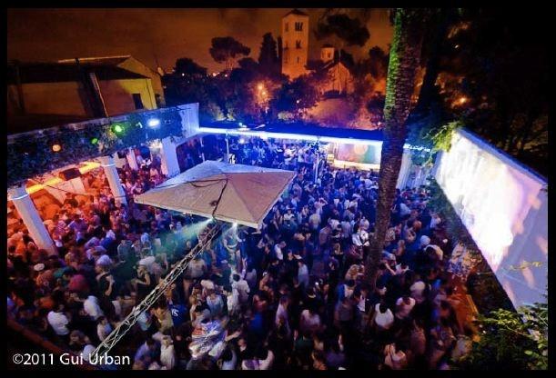 La Terrazza Club, Barcelona