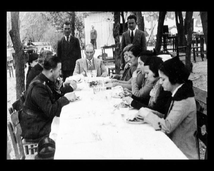 Mustafa Kemal Atatürk'ün az bilenen fotoğrafları