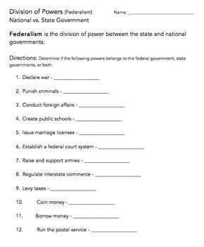 assignment of duties