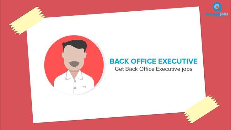 Senior Back Office Executive Jobs in Gurgaon - https\/\/www - sample resume for back office executive
