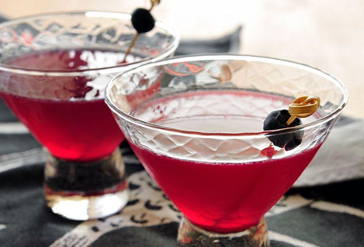 Blueberry Margaritas | Kalamazoo Outdoor Gourmet
