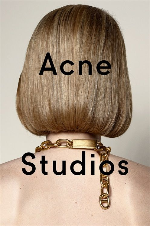 Acne Studios: the Spring Summer 2015 ad campaign - Vogue.it