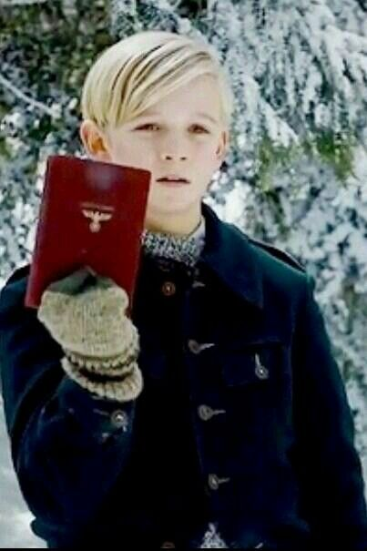 RUDY!!!<< from the book thief! If you like books with nazis and sadness and anticipation and a lot of name calling, then this is the book for you.