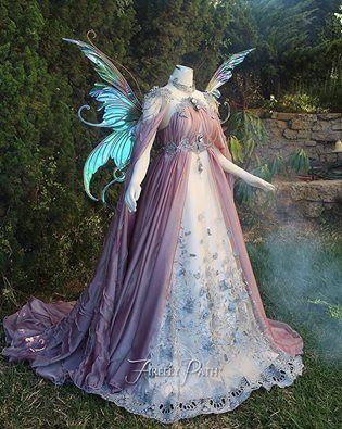 #Dress #Fairy Firefly Path