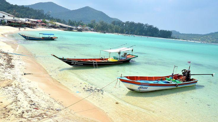 Chaloklum, Koh Phangan, Thailand