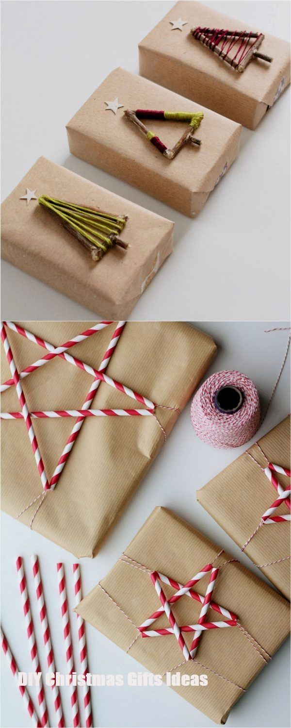 Top DIY Christmas Gifts Ideas | Holidays... | Pinterest | Gifts ...