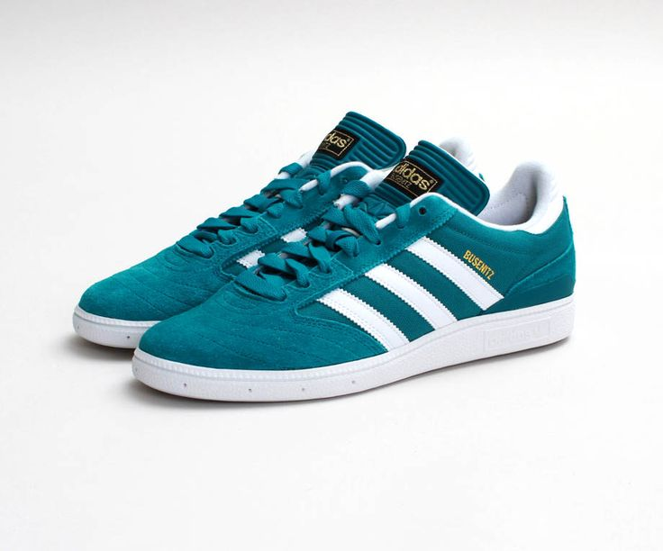The already-classic Busenitz Pro arrives in another great colorway from  adidas Skateboarding.