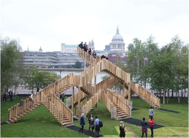 London's Confusing 'Endless Stair' Would Make M.C. Escher Proud - CityLab