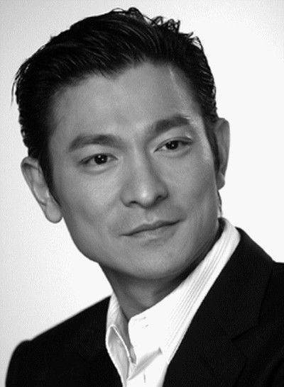 Andy Lau star of House of Flying Daggers