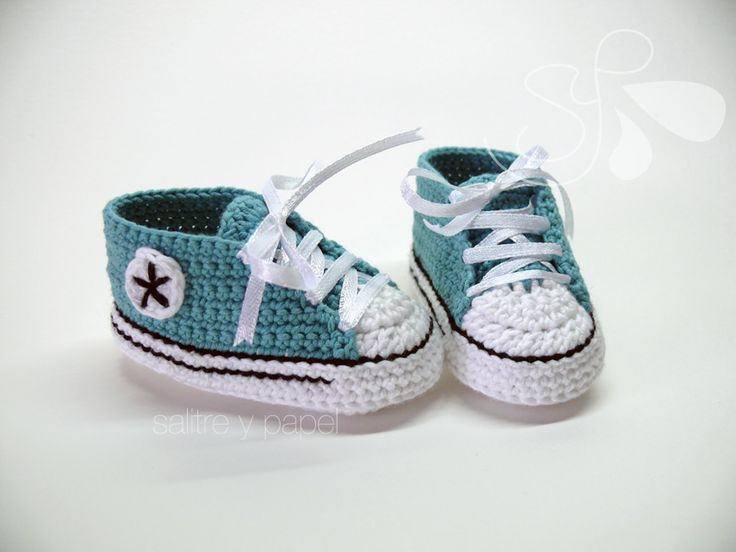 126 best patucos images on Pinterest | Baby shoes, Crochet ideas and ...