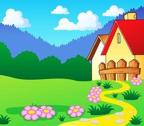 26 Gambar Pemandangan Kartun Lucu Terima Kasih Telah Membaca Artikel Tentang Gambar Mewarna In 2020 Cartoon Wallpaper Hd Cartoon Wallpaper Cute Wallpaper Backgrounds