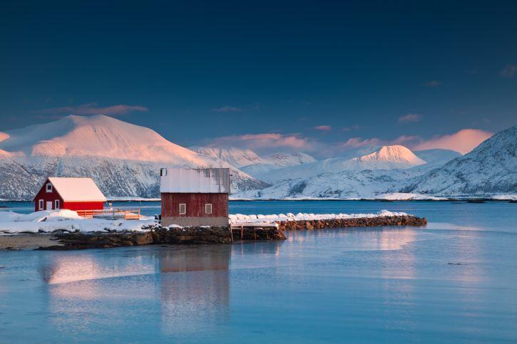 emigracja norwegia