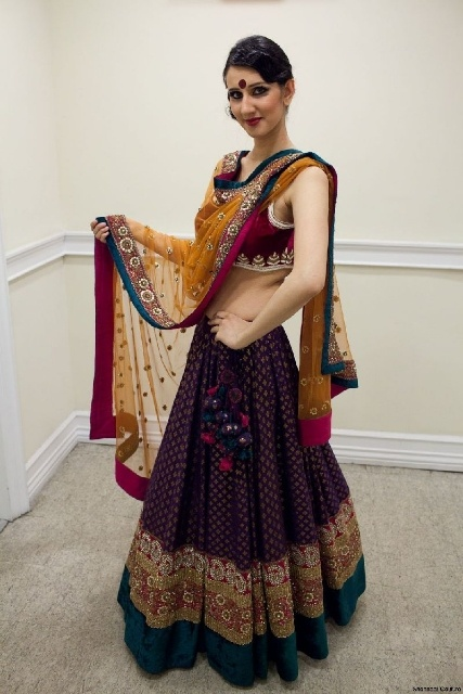 Indian Wedding Lehnga designer - Bridal Saree Designer