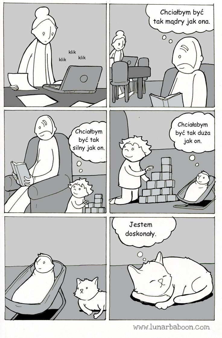 10 komiksów, które świetnie pokazują, czym jest rodzicielstwo - Joe Monster
