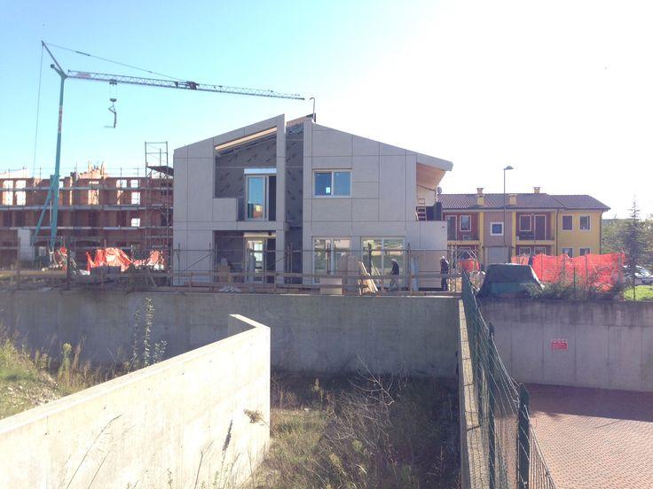Officina61 #Abitazione #Privata #architecture #Design #House #Edilizia #Sostenibilità