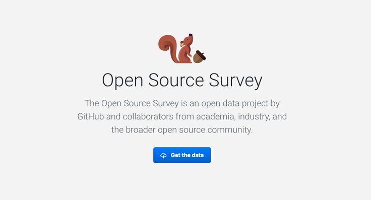 Announcing the Open Source Survey  Development The GitHub Blog