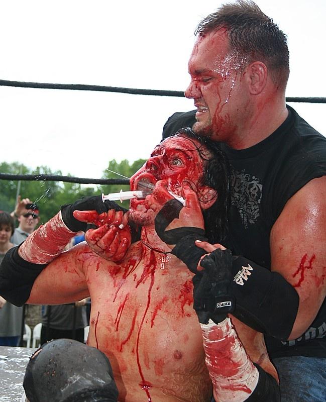 Wrestleing Hardcore 53