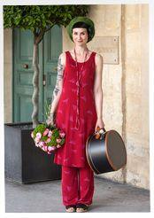 """Vippa"" dress in lyocell/spandex"