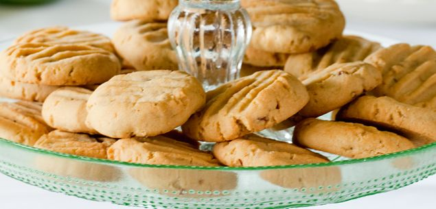 Coffee pecan biscuits - Recipes - New Zealand Woman's Weekly