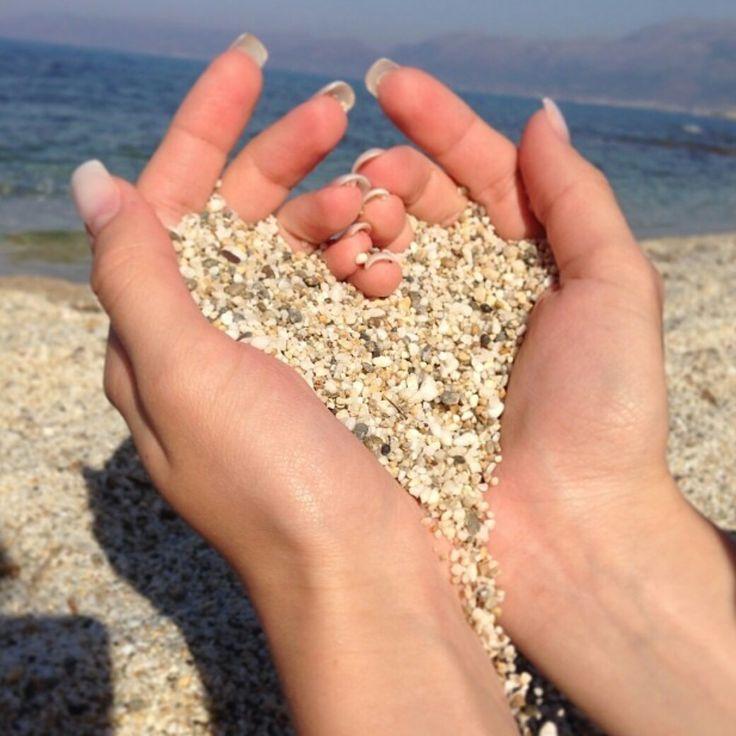 In Love With #Saradari Beach #Hersonissos #Crete #Greece #visitgreecegr