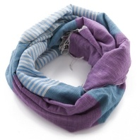 fashionABLE Handmade Scarves -- have this one!  Providing work for women in ET!