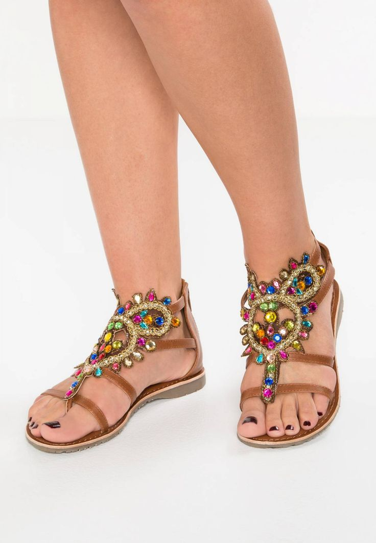 Steve madden · Marco Tozzi. Sandals - multicolor. Pattern:colourful.  Sole:synthetics. Padding