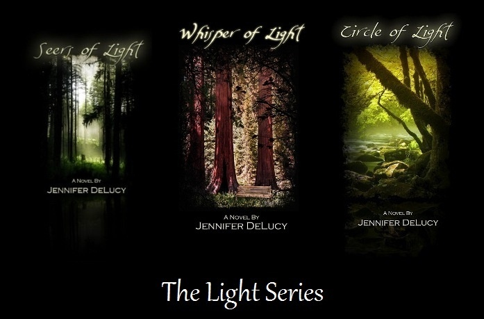 The Light Series Trilogy http://amzn.com/B009N833PY