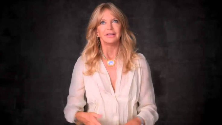 How Goldie Hawn Held On to Her Integrity - Oprah's Master Class - Oprah ...