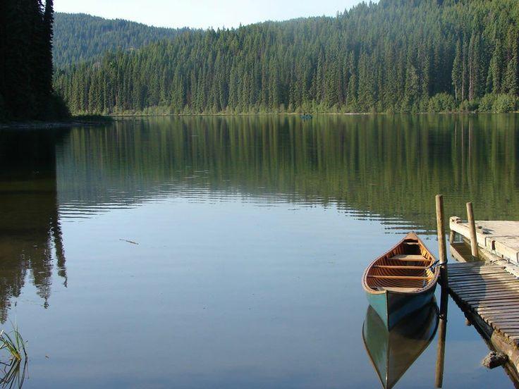Hyas Lake - a little bit of heaven!