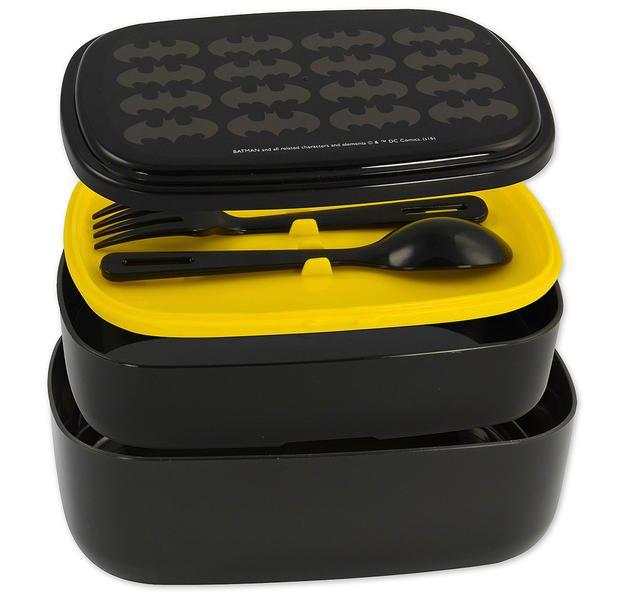 Batman Lunchbox Logo