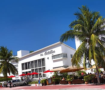 South Beach Miami, Catalina Hotel and Beach Club:  Where we spent the end of our honeymoon. <3