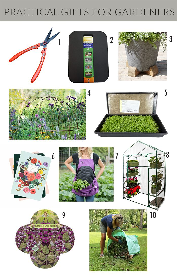 Practical Gifts For Gardeners #gifts #gardening