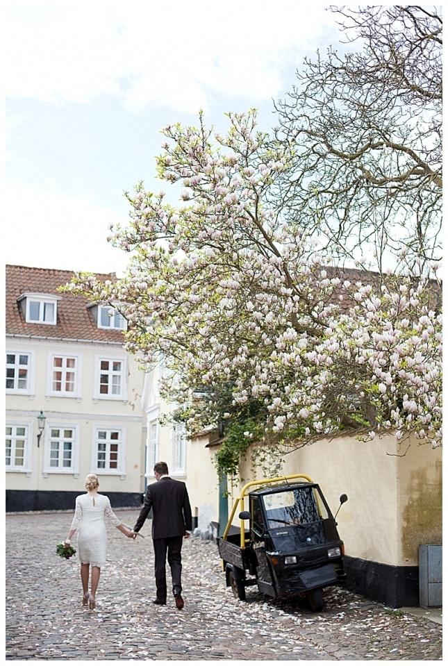 elopement wedding on Aeroe island in Denmark. Camilla Jorvad Photography