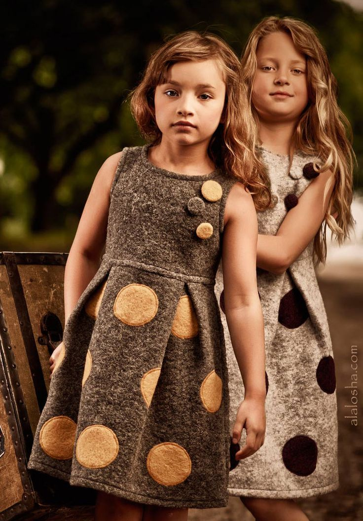 ALALOSHA: VOGUE ENFANTS: Jumina autumn Style