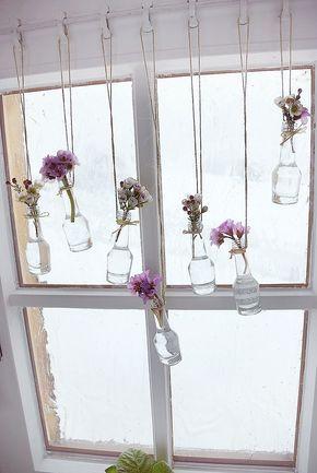 Die besten 25+ Fensterdeko küche Ideen auf Pinterest - schiebegardinen kurz wohnzimmer