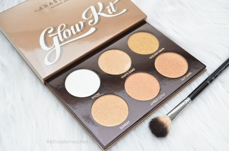 Anastasia Beverly Hills - Ultimate Glow Kit Review