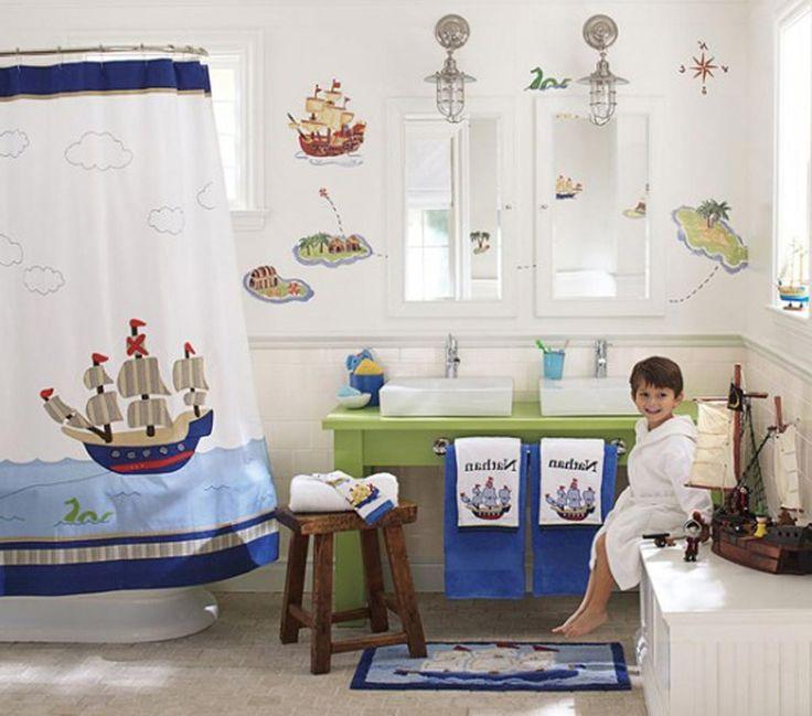 17 best ideas about sea theme bathroom on pinterest sea for Sea themed bathroom ideas