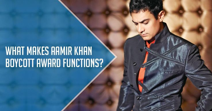 The Reason Behind Aamir Khan Not Attending Award Nights Is Finally Revealed